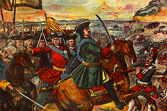 Poltava battle
