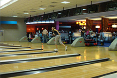 Turbina bowling in Equator mall
